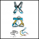 R.E. Ferrata Safety set