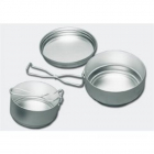 ALB aluminum pan - 3pc