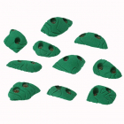 Nazca Footholds - set of climbing holds