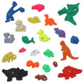 ZOO child set - set of animal climbing holds