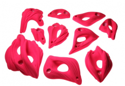 Muscles  pocket - set of climbing holds
