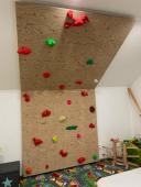 Domácí lezecká stěna Makak - velká