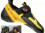 LA - Skwama black/yellow vel.39,5