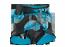 R.E.1B Slight harness black XS